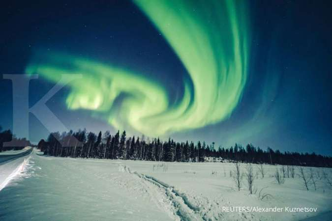 Ini penyebab lubang ozon raksasa langka tiba-tiba terbentuk di kutub Artik