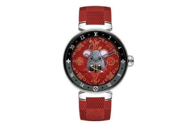 Louis Vuitton rilis jam tangan pintar edisi Imlek