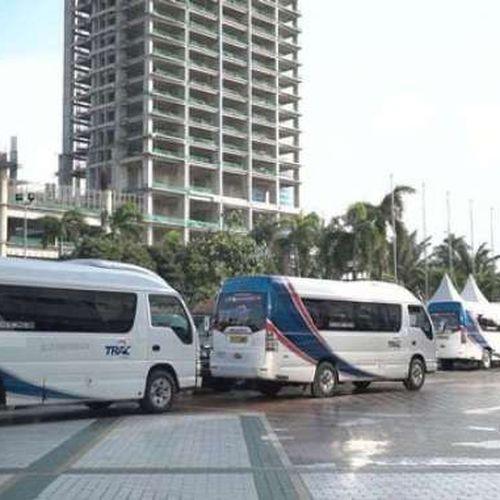 IIMS Hybrid 2021 Ajak Pengunjung Ngabuburit Naik Shuttle Bus dan Ragam Promo Menarik