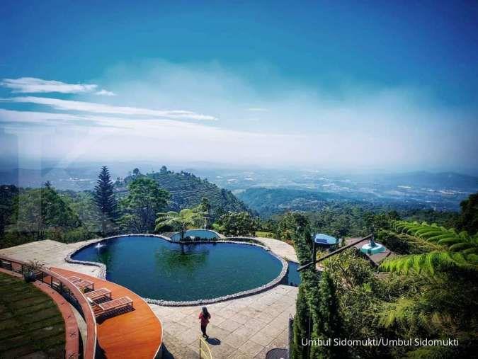 Umbul Sidomukti, satu kawasan wisata dengan fasilitas lengkap di Semarang