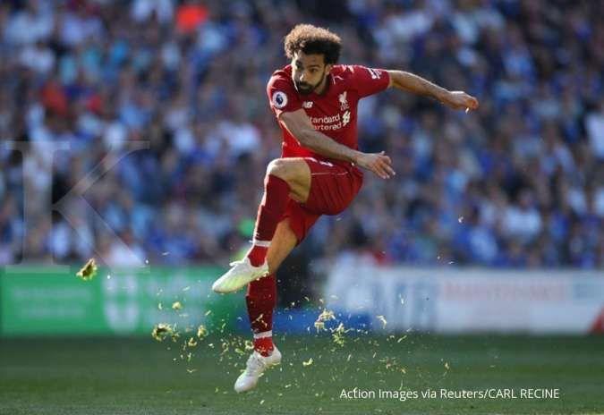 Mohamed Salah, Pemain sepak bola dengan gaji tertinggi di dunia