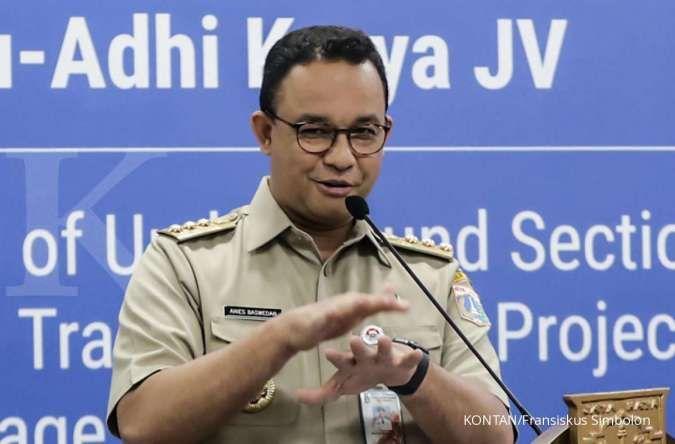 Anies anggarkan Rp 3,03 triliun untuk tangani dampak covid-19 di DKI Jakarta