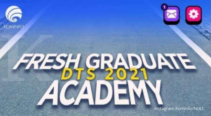 Yuk daftar Fresh Graduate Academy dari Kominfo, bisa ikut pelatihan menarik & gratis!