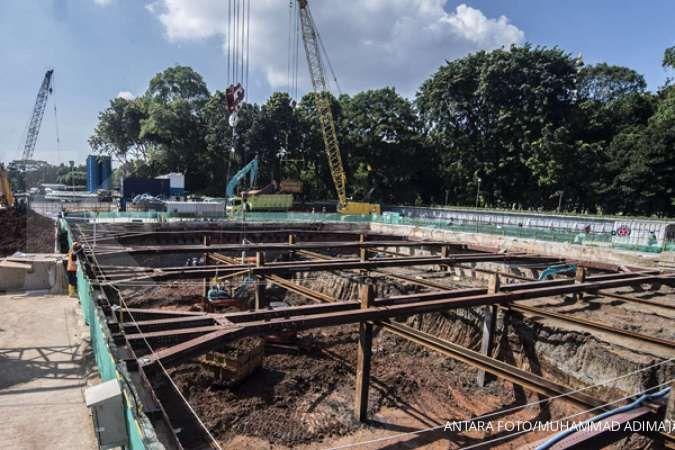 Progres pembangunan MRT fase 2 capai 16,5%, Dirut MRT Jakarta: Jauh lebih menantang