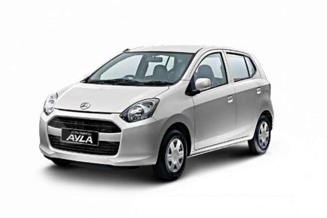 Harga mobil bekas Daihatsu Ayla