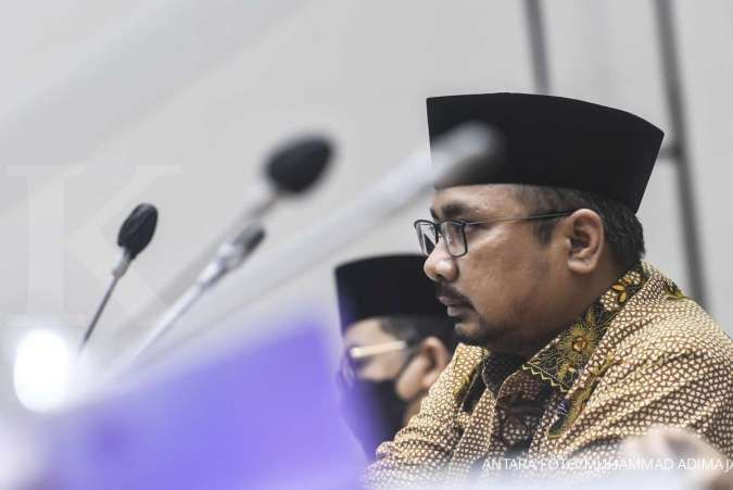Menteri Agama keluarkan surat edaran soal pelaksanaan salat Idul Adha, ini isinya