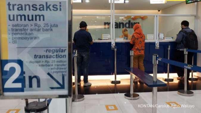 Cek kurs dollar-rupiah Bank Mandiri jelang tengah hari ini, Selasa 1 Desember