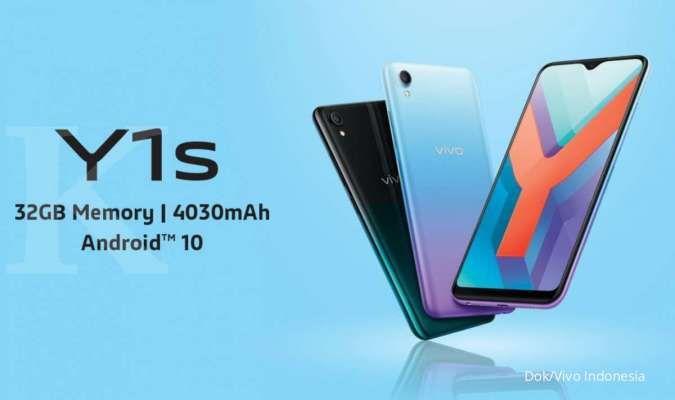 Daftar HP Vivo Rp 1 jutaan, ini 6 model yang bisa dilirik