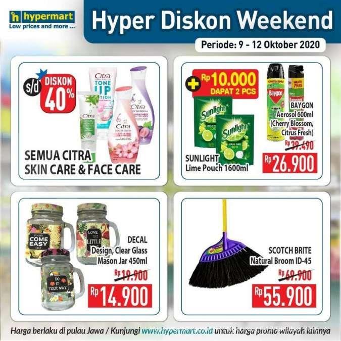 Promo JSM Hypermart 9-12 Oktober 2020
