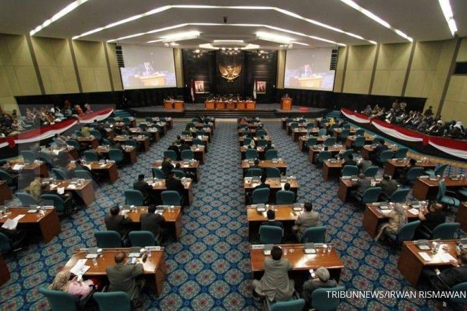 DPRD DKI tak digaji 6 bulan jika tidak bisa sahkan APBD 2020 sebelum 30 November