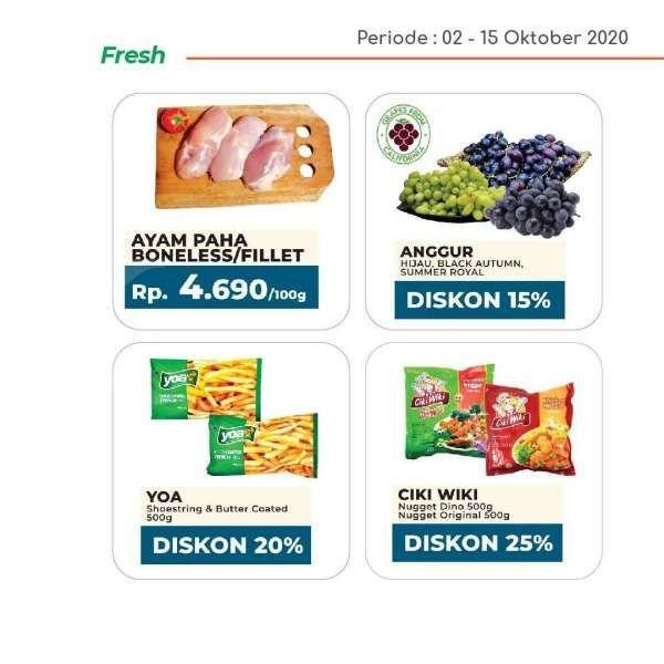 Katalog promo Yogya Supermarket hari ini 7 Oktober 2020, harga hemat!