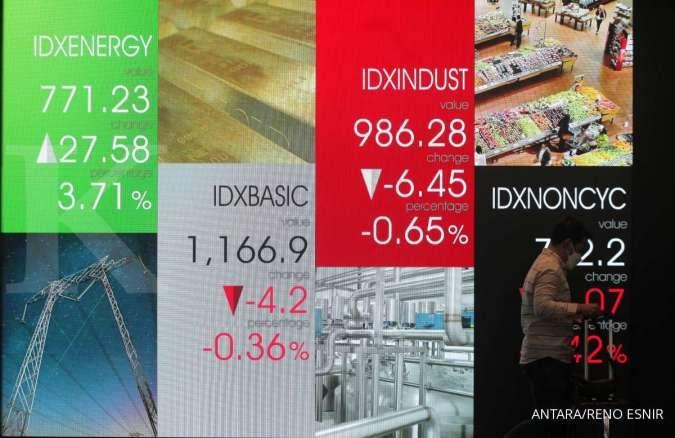 IHSG naik 0,5% pada pekan ini, bagaimana proyeksi di pekan depan?
