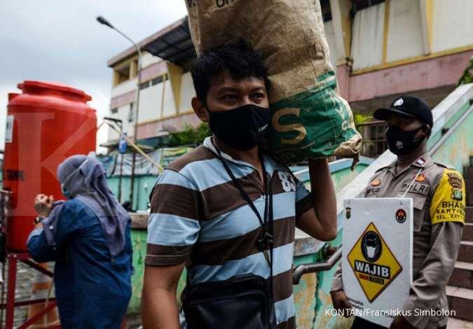 UPDATE Corona Indonesia, Minggu (21/2): Tambah 7.300 kasus baru, hindari kerumunan
