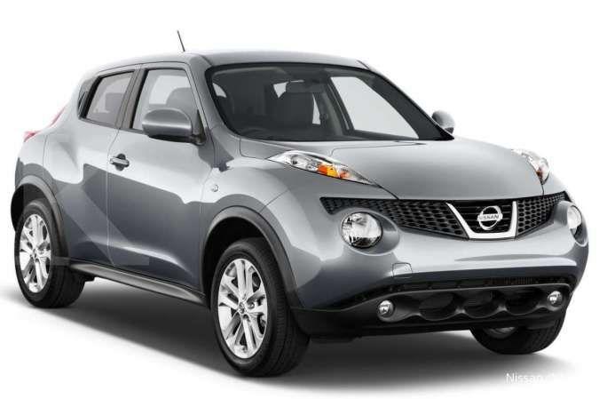 Harga mobil bekas Nissan Juke