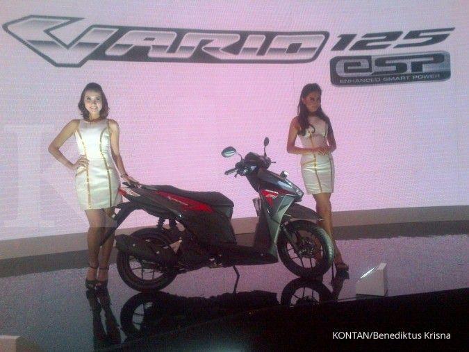 Harga motor bekas Honda Vario 125 eSP 2016
