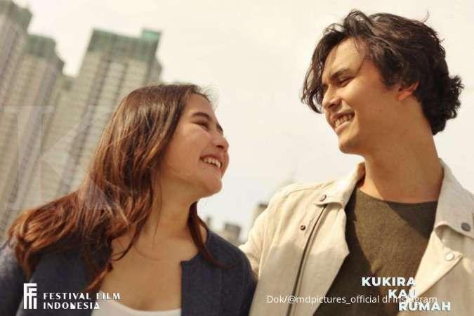 Trailer Kukira Kau Rumah, film Indonesia baru Prilly Latuconsina dan Jourdy Pranata
