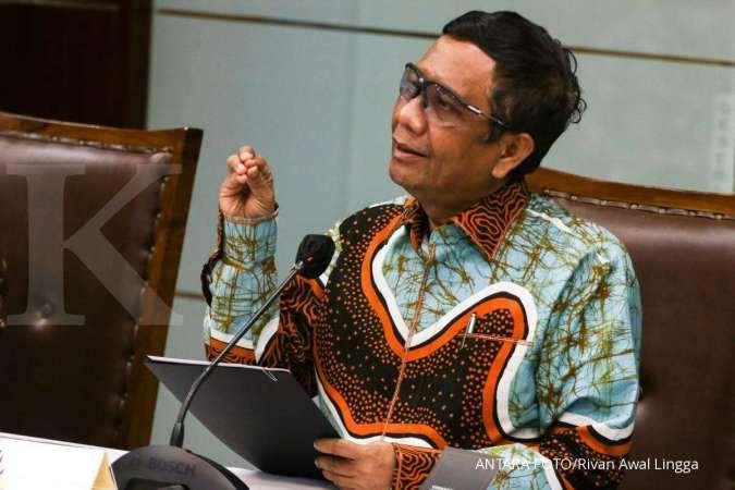 Mahfud MD beberkan dilema yang dihadapi pemerintah dalam menangani pandemi Covid-19