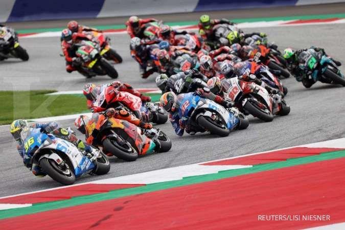 Seri perdana dimainkan, ini jadwal balapan motor MotoGP 2021 Qatar