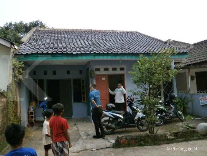 Buruan daftar, lelang rumah sitaan bank Rp 200-an juta di Depok ini segera ditutup