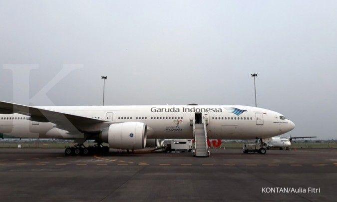 Garuda Indonesia luncurkan platform ekosistem logistik terintegrasi Tauberes
