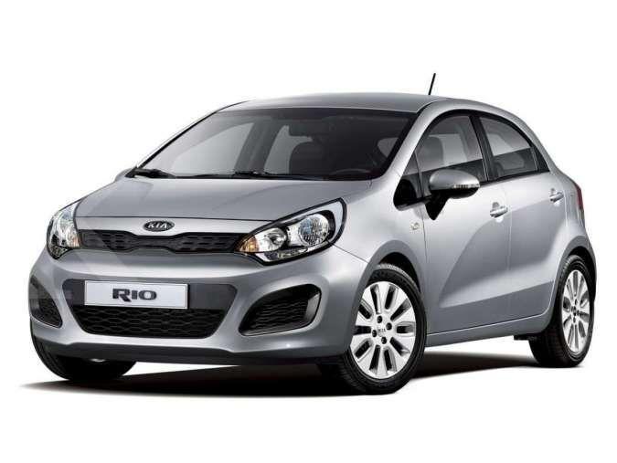 Harga mobil bekas Kia Rio