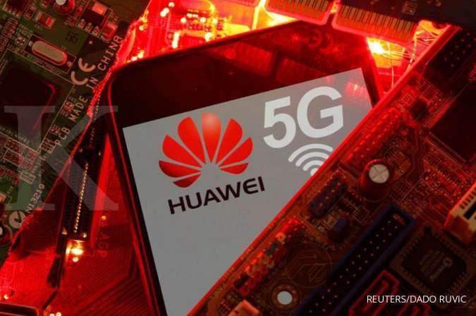 Saat ini tak ada kompetitor Huawei yang berasal dari Amerika Serikat