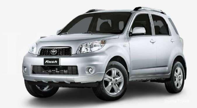 Ini harga mobil bekas Toyota Rush kian murah, sentuh Rp 80 juta per Juli 2021