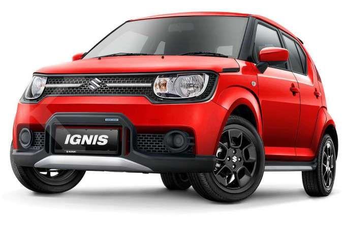 Harga mobil bekas Suzuki Ignis per Mei 2021, beserta spesifikasinya