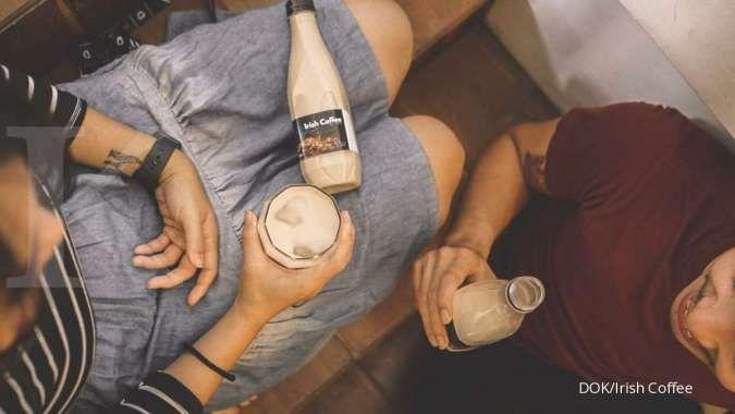 Irish Coffee Jogja, bisnis rumahan yang cuil peluang di tengah pandemi Covid-19