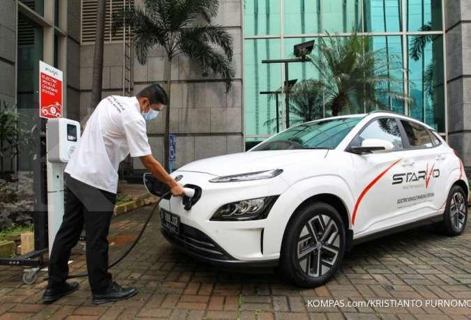 Revisi tarif PPnBM 0% kendaraan listrik hampir sama dengan beleid sebelumnya