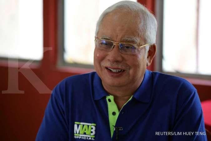 Masih terjerat korupsi, Najib Razak tetap ingin mencalonkan diri ke parlemen di 2023