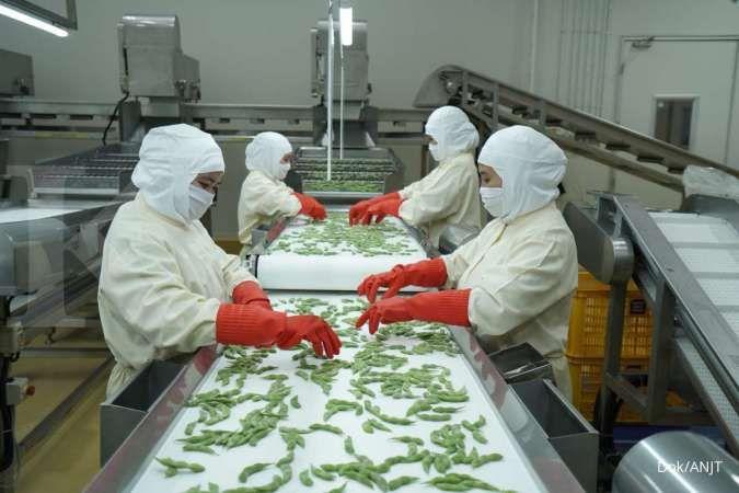 Pengembangan edamame, 3 kementerian kunjungi fasilitas produksi Austindo (ANJT)