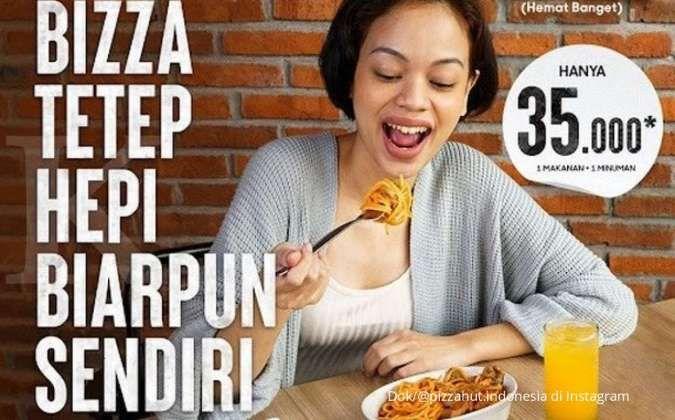 Promo Pizza Hut Oktober 2021