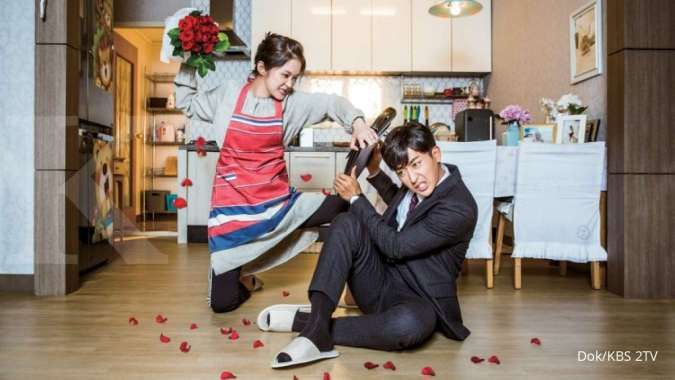 Go Back Couple, drama Korea yang terbaru di Netflix bulan September 2021.