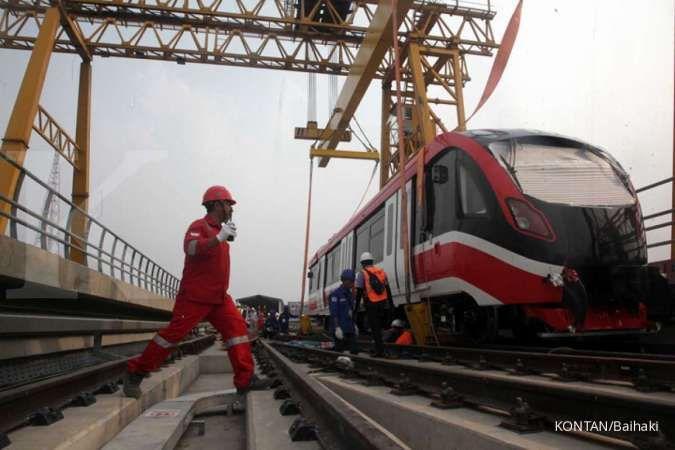 Menhub sebut, tarif LRT Jabodebek bisa di bawah Rp 12.000