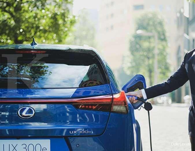 Kompetisi pasar mobil listrik di Tanah Air bakal makin ramai
