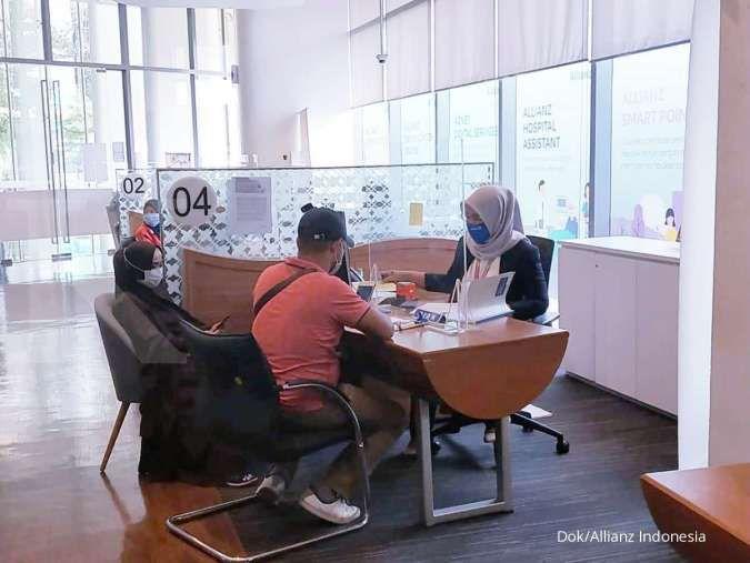 Ada pandemi Covid-19, Allianz Indonesia catat 93% pengajuan polis lewat kanal digital