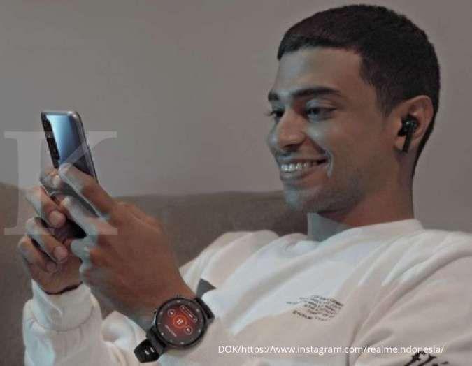 Pekan depan, realme Watch S Pro resmi diluncurkan di Indonesia