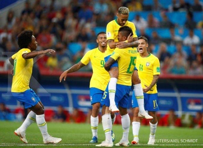Brasil vs Ekuador: Kans tak terkalahkan Selecao menuju Piala Dunia 2022
