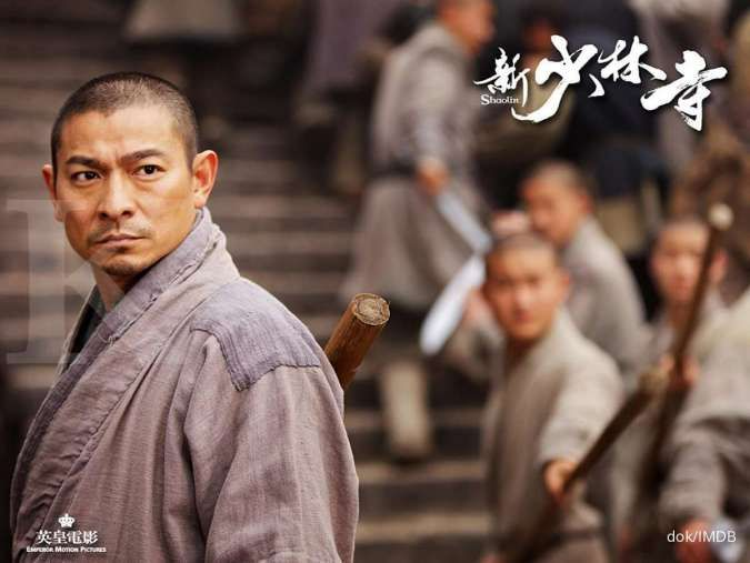 Ini film terbaik Andy Lau yang sayang untuk Anda lewatkan