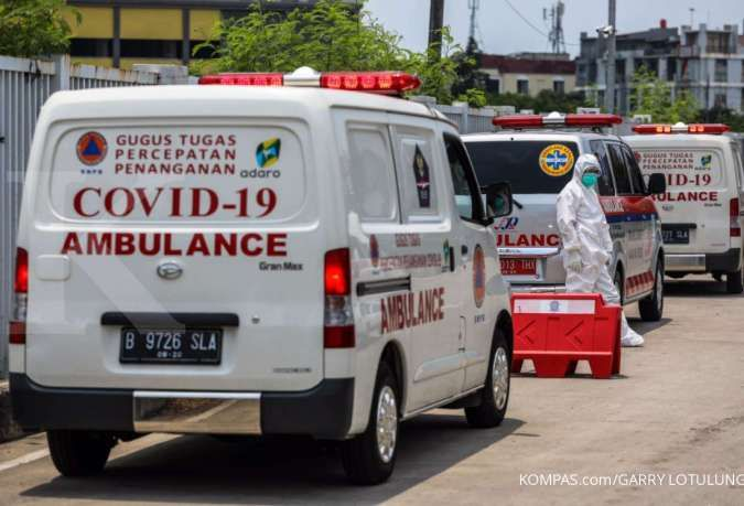 Jumat (25/9) ada tambahan 4.823 kasus baru yang terinfeksi corona di Indonesia, sehingga total menjadi 266.845 kasus positif.