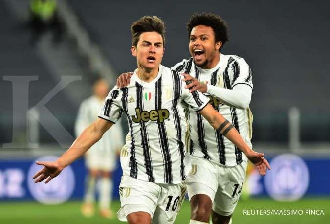 Paulo Dybala dan Antoine Griezmann opsi barter pemain Juventus dan Barcelona