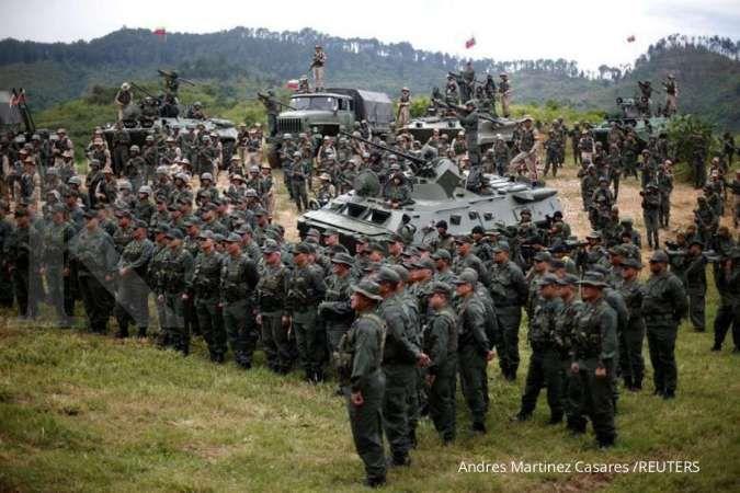 Rusia terus berkomitmen untuk pasok senjata ke Venezuela
