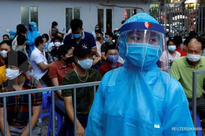 Kian menyebar, Vietnam laporkan kasus pertama varian baru virus corona dari Inggris