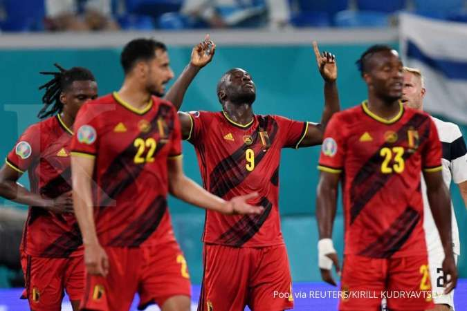 Jadwal Euro 2020 Belgia vs Portugal: Duel sengit Selecao jumpa Setan Merah