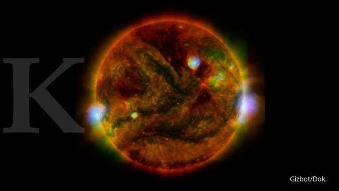 Mengenal badai matahari, apakah menjadi penyebab kiamat internet?