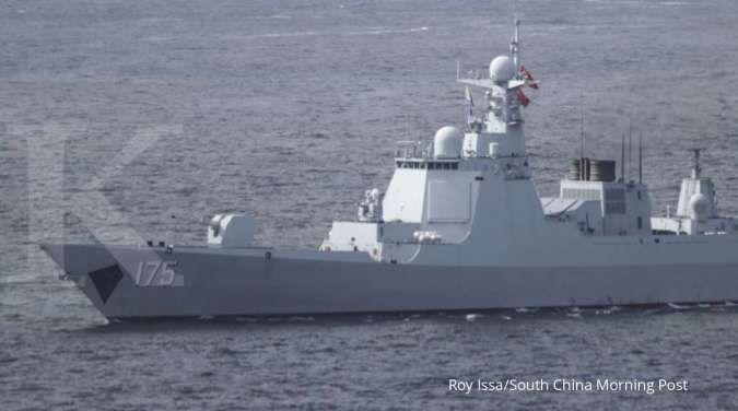 Pelanggaran pertama tahun 2021, 4 kapal China masuk ke perairan Jepang