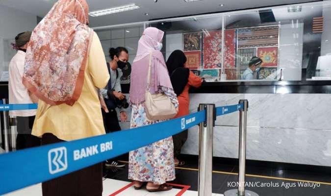 Begini perkembangan suku bunga kredit bank-bank besar