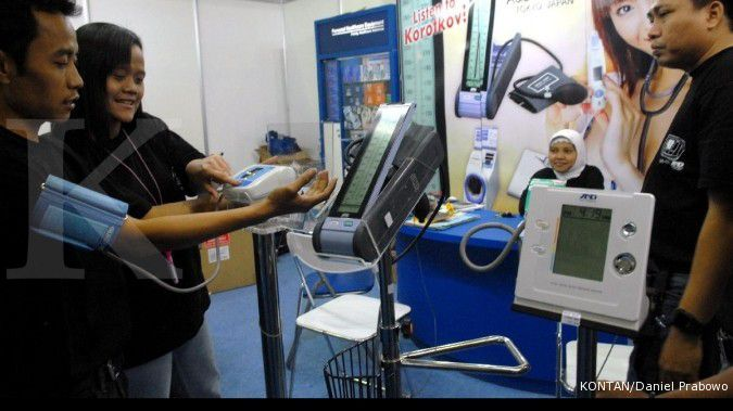 Cara menyembuhkan penyakit darah tinggi atau hipertensi