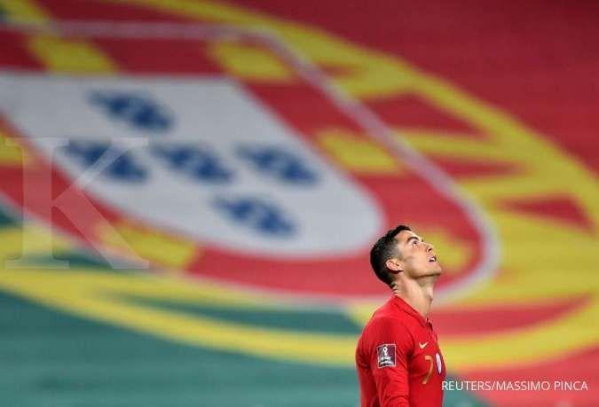 Awali kiprah di Euro 2020, Cristiano Ronaldo cetak dua rekor baru